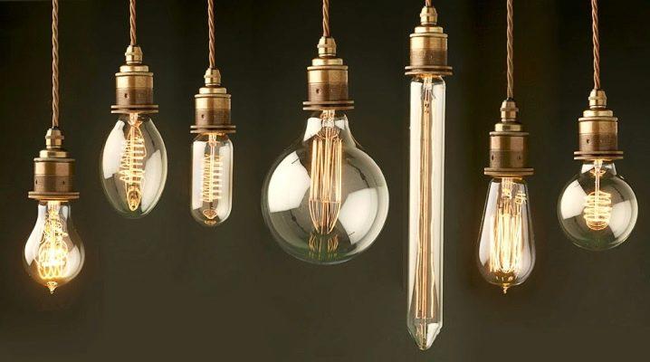Edisons lampa