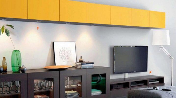 Ikea mobili per il soggiorno (42 foto): mobili bianchi e ...