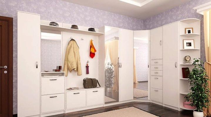 Meubles modulaires pour les couloirs