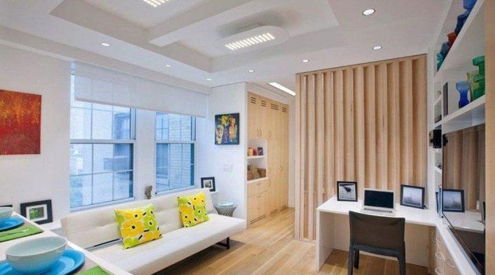 Studio apartment: zoning rules