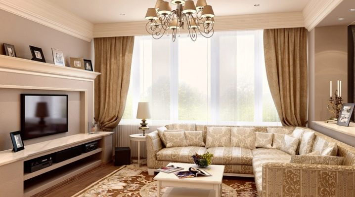 Examples of interior design luxury apartments
