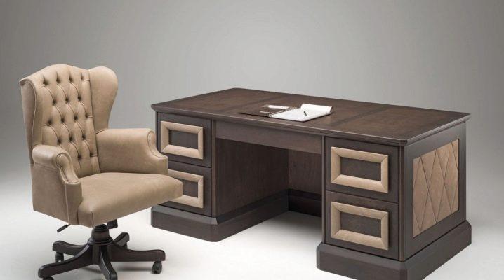 आधुनिक डेस्क - कमरे के लिए सुंदर और व्यावहारिक विकल्प