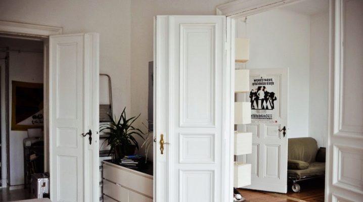 Montering av interiördörrram