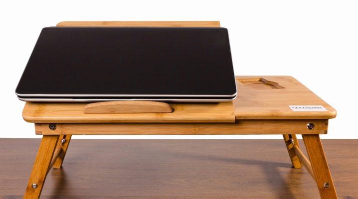 Choisir une petite table pour un ordinateur portable