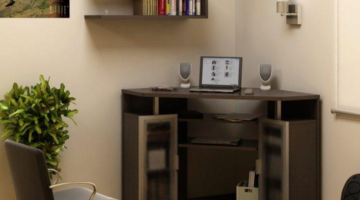 Choisir une table d'angle pour un ordinateur portable