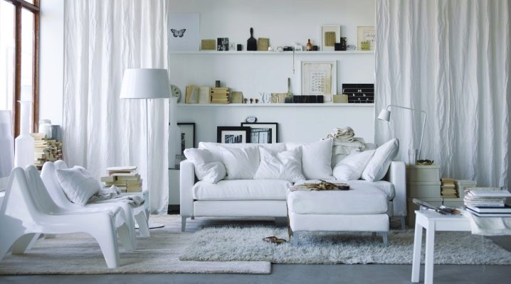 Woonkamer Ideeen Zwart.Witte Woonkamer 83 Foto S Interieur In Moderne Stijl In Zwart