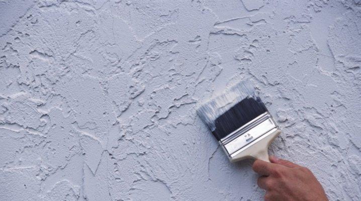 Peinture décorative des murs: subtilités du processus
