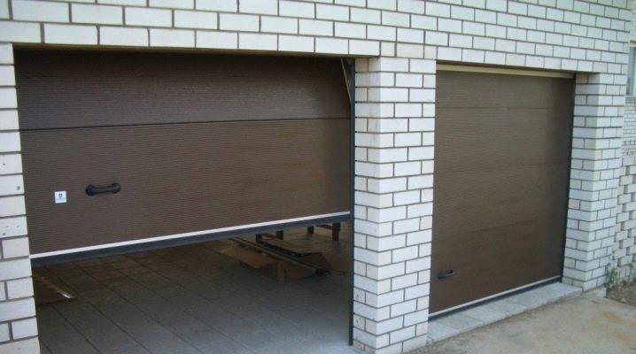 Garage dörrar: gör-det-själv produktion