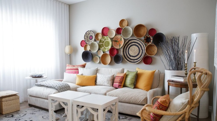 Ideas for home: create comfort with your own hands