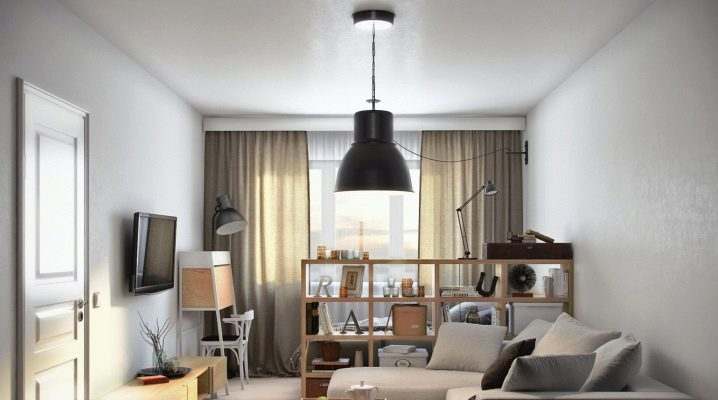 Interior of a one-room apartment: examples, ideas and recommendations
