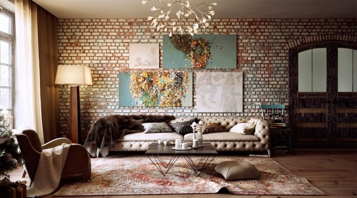 Interesting ideas to repair the living room