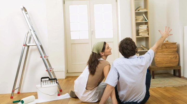 How to paint the walls in the apartment: do the repair yourself