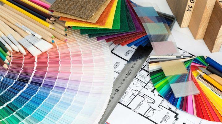 Hur man väljer en färg för vattenbaserad färg?