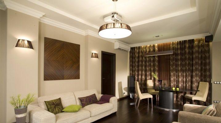 Vad borde vara vardagsrummet i ett modernt hus?