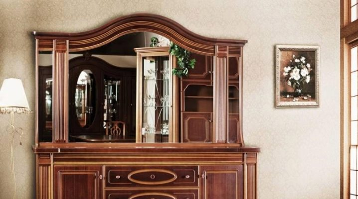How to choose a dresser with a mirror?