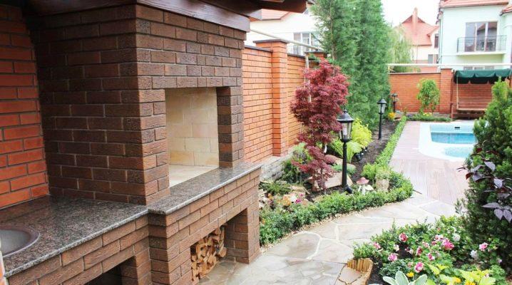 Dalles en brique pour poêles: de belles options de design
