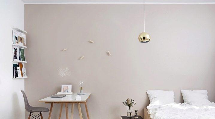 Duvarlar için boya Tikkurila: seçim özellikleri