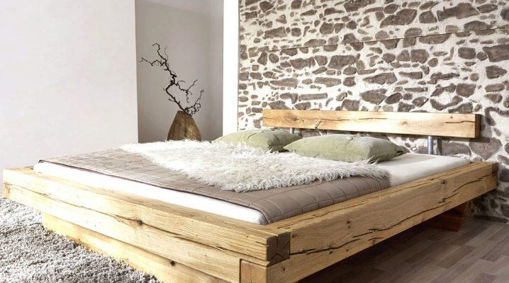 Sängar: starka möbler för ditt sovrum