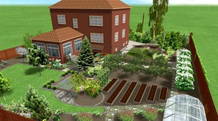 Landscape garden design: how to design your site?