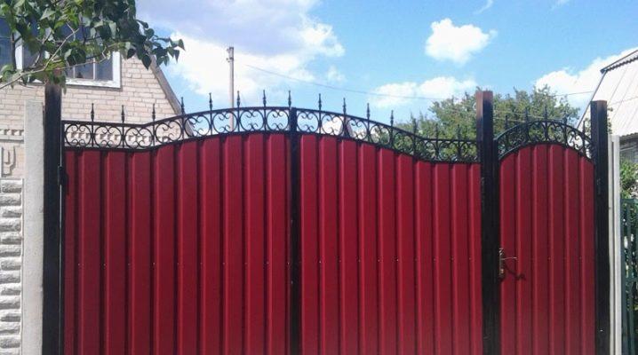 Ovanliga designidéer från porten från professionella arket