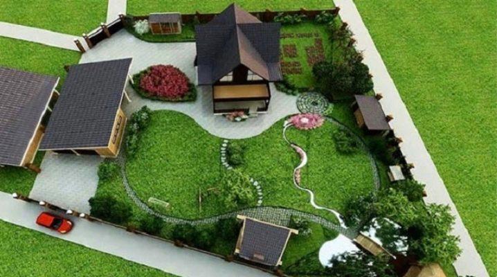 Planering förortsområde på 6 hektar