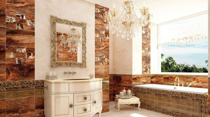 Cersanit tiles: benefits and collections