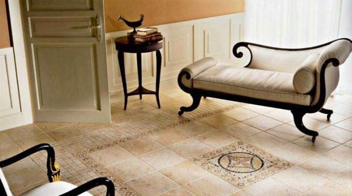 Sant Agostino-plattor: produktegenskaper