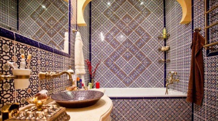 Marockanska stilplattor: Orientaliska anteckningar i inredningen