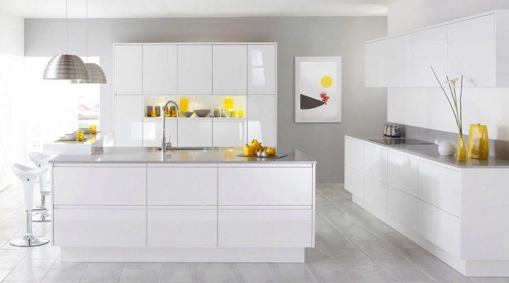 Stiluri populare pentru camera de bucatarie design living