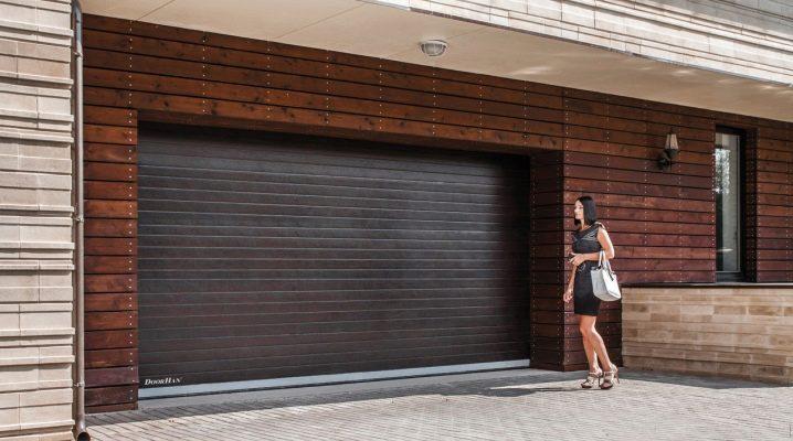 Doorhan Gate: fördelar och nackdelar
