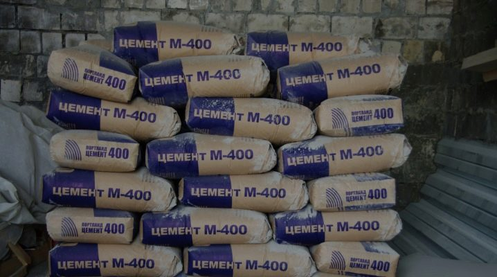 M400 cement: composition and use