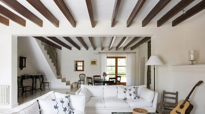 Decorative Beams On The Ceiling 80