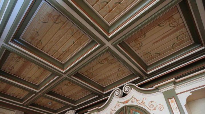 Plafonds en bois: options de conception