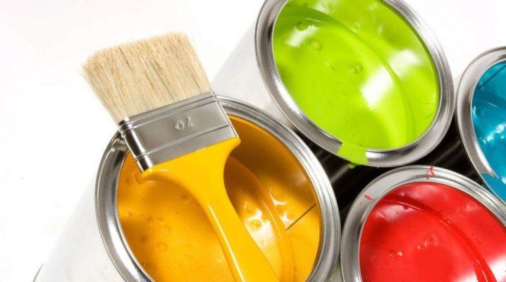 Emalj HV-785: egenskaper, färger och tillämpningsregler