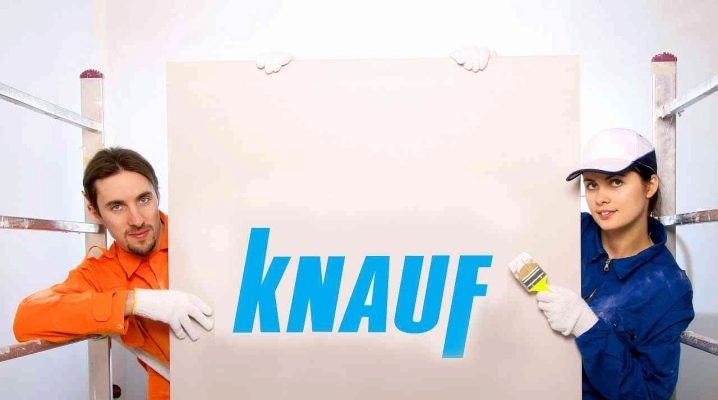 Knauf Drywall: Egenskaper och användningsområden