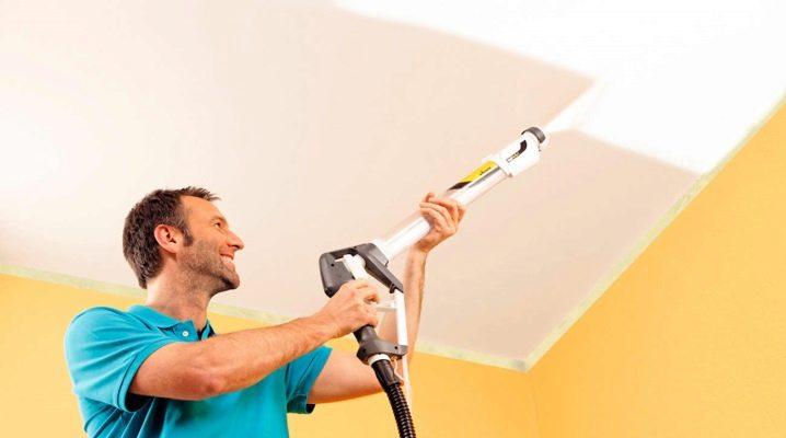 Comment blanchir le plafond?