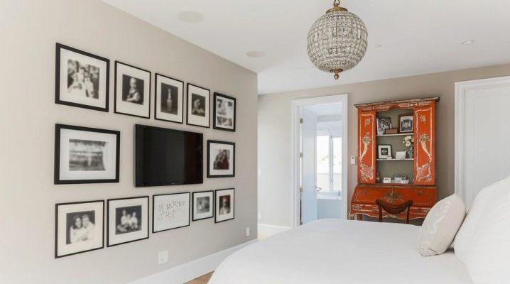Hur hänger du en bild och andra föremål på gipsskivans vägg?