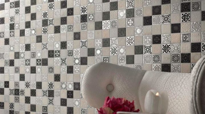 Keramisk mosaik: en mängd olika val