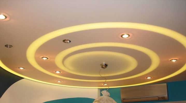 Features of installation of fixtures in drywall