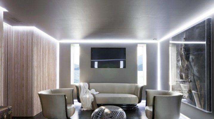 Plafonniers LED: le pour et le contre