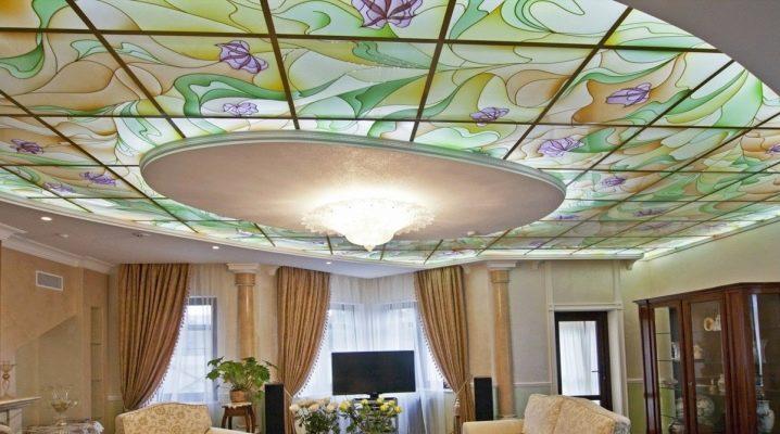Les subtilités du plafond