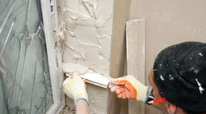 Subtilités du processus de pentes de plâtre