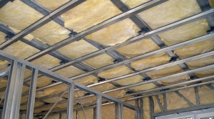 Les subtilités du choix de l'isolation du plafond