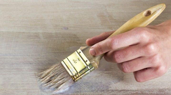 Acryllack Für Holz Wasserbasierte Kompositionen Lackieren