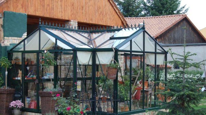 Funktioner av engelska växthus
