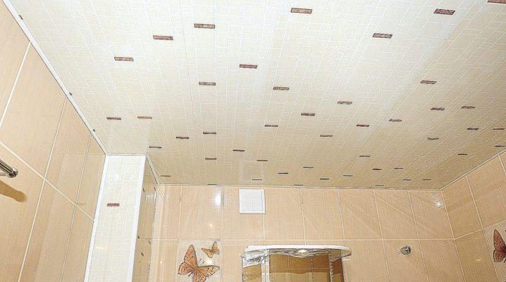 Pannelli in PVC per soffitto: i pro ei contro