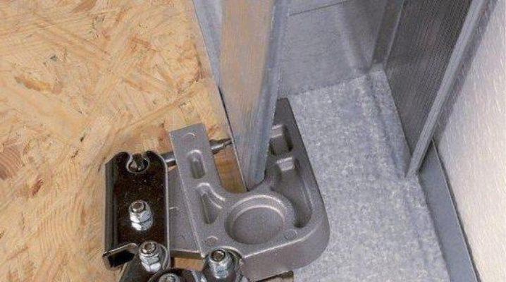 Prosekatel pour un profilé métallique sous cloison sèche