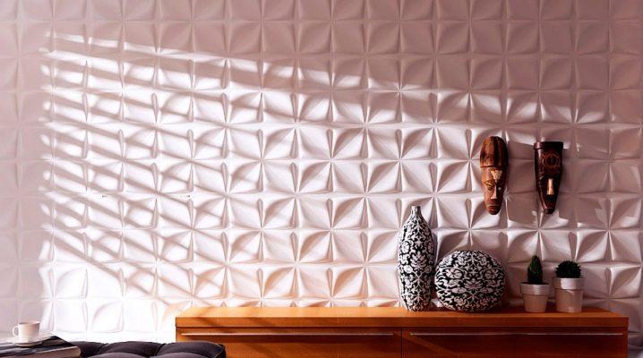 Tipi e proprietà dei pannelli di plastica per pareti