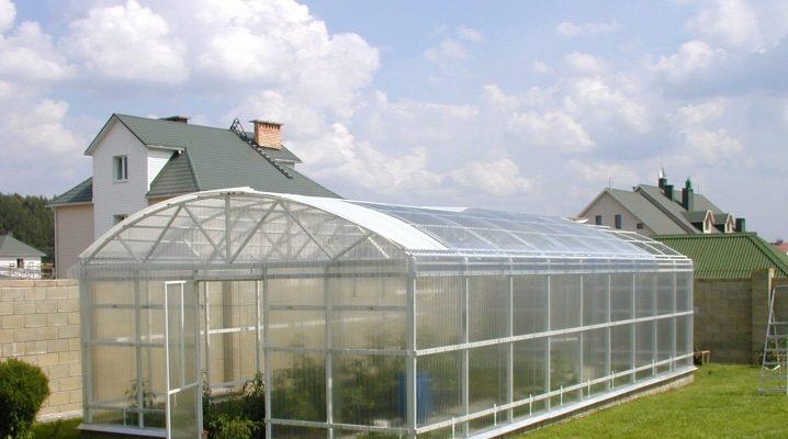 Varianter av vinter växthus