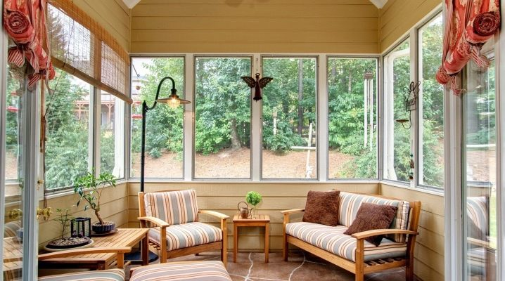 The Smallest Property Can Benefit From a Veranda